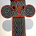 Beaded Elephant Mask - Bamileke - Cameroon